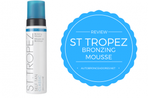 autobronceador en mousse saint tropez self tan