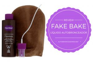autobronceador fake bake flawless líquido-opinión